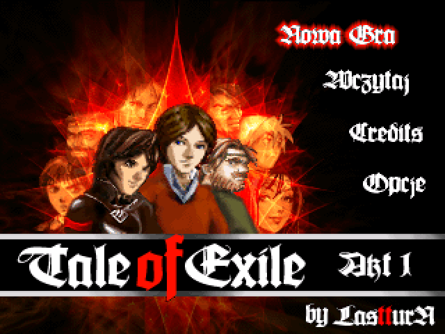 Tale of Exile: Akt I