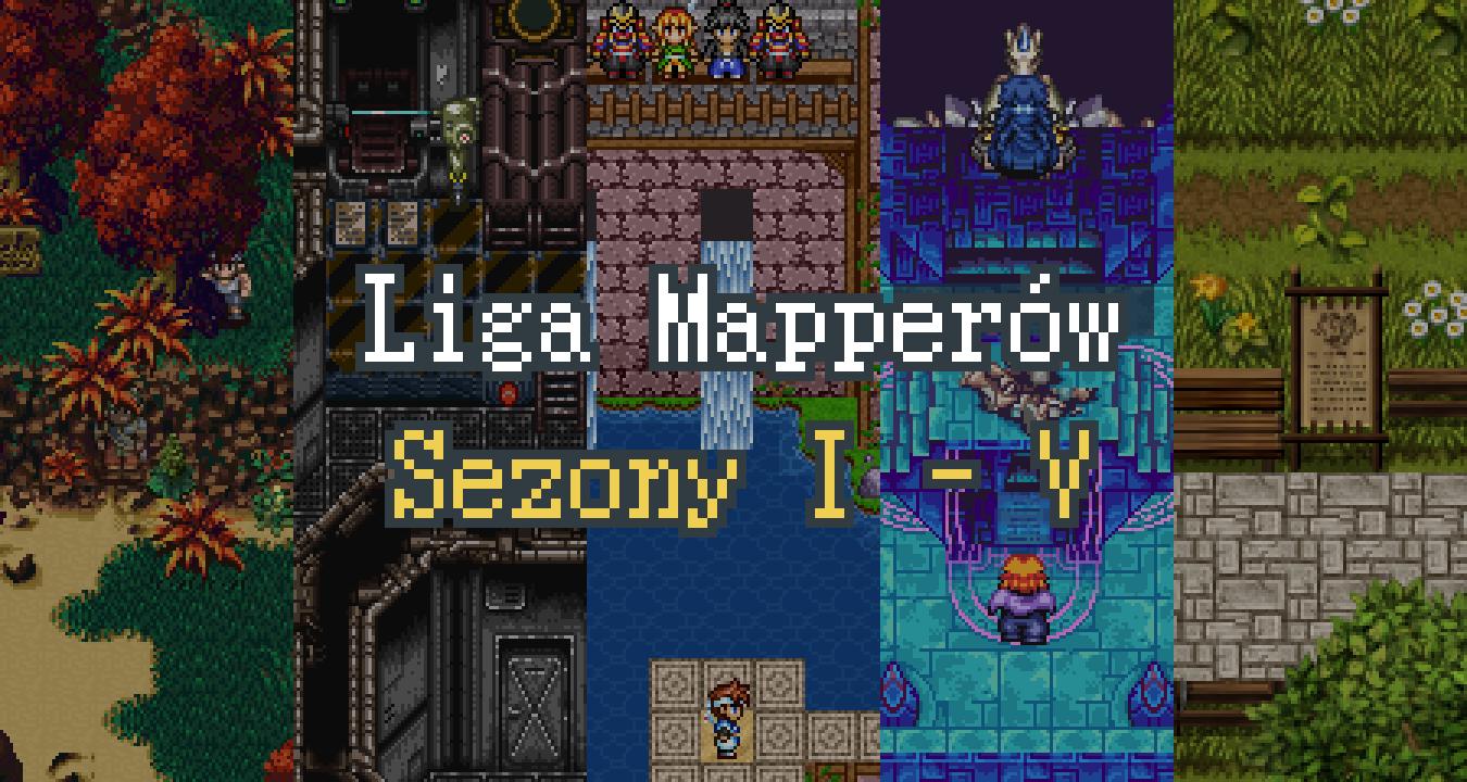 Liga Mapperów – Sezony I – V