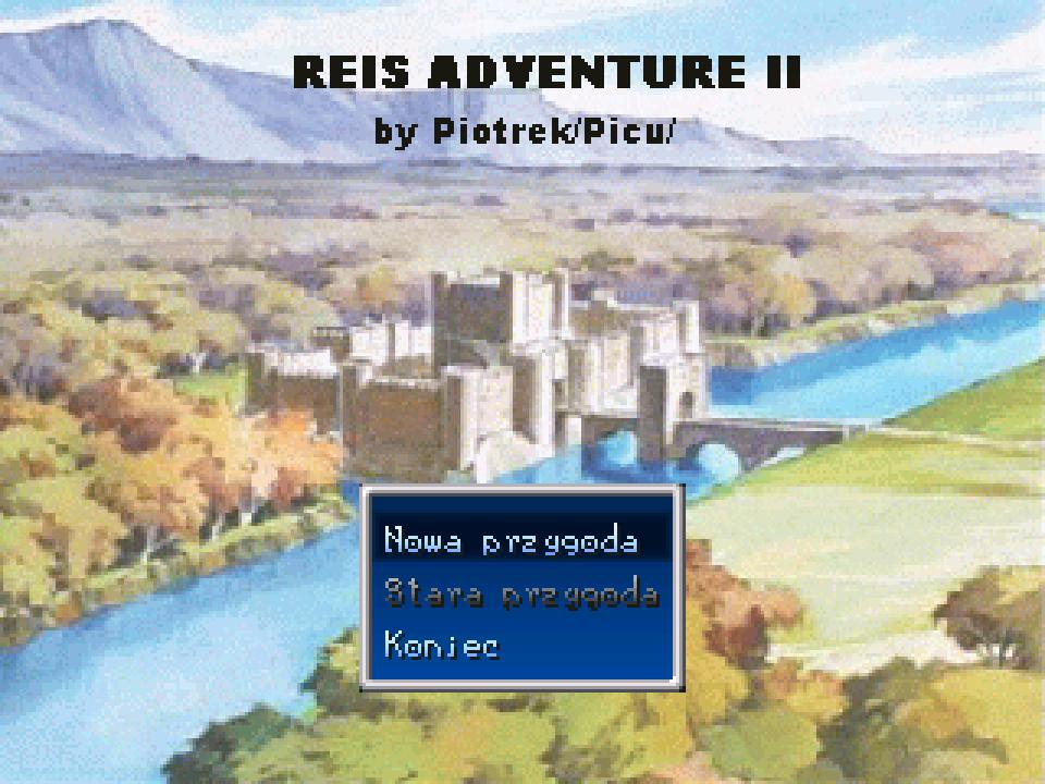 Reis Adventure II