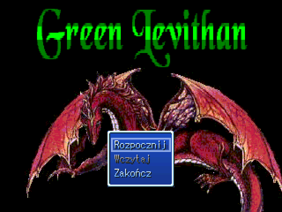 Green Levithan