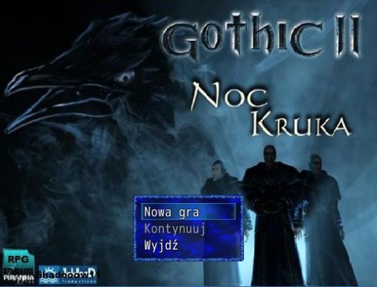 Gothic II – Noc Kruka