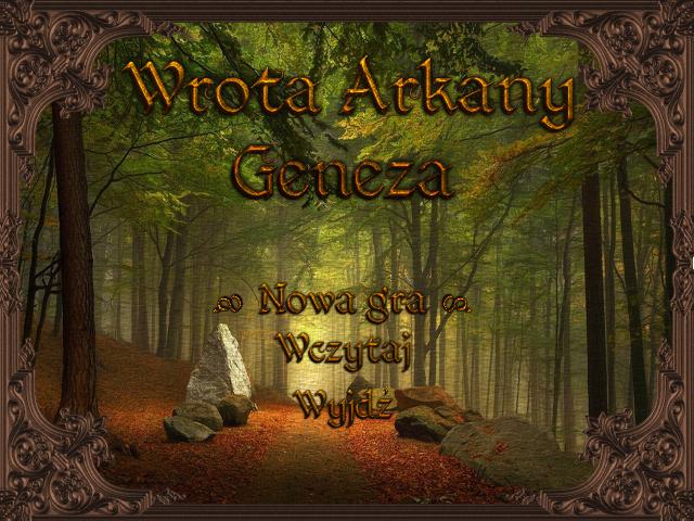 Wrota Arkany: Geneza