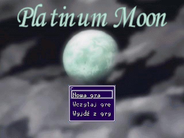Platinum Moon