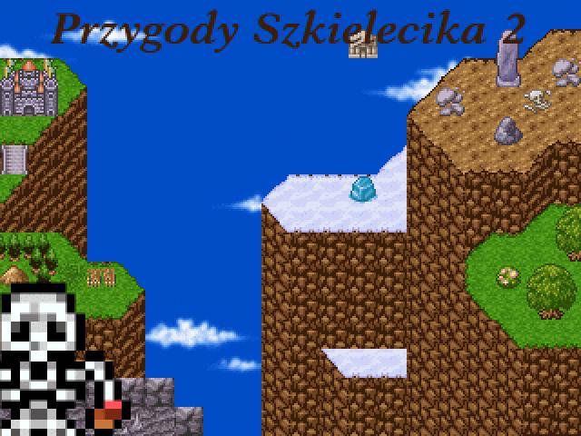 Przygody Szkielecika 2