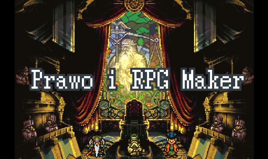 Analiza licencji na RPG Makera 2003 (Steam)