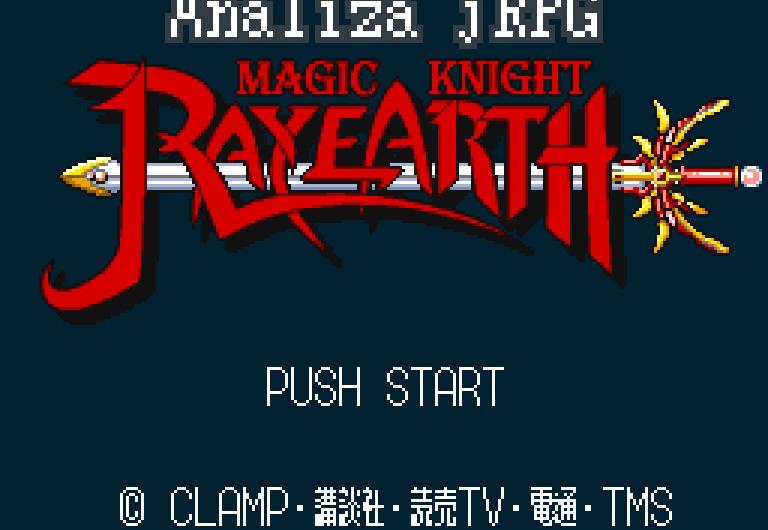 Analiza jRPG – Magic Knight Rayearth (SNES)