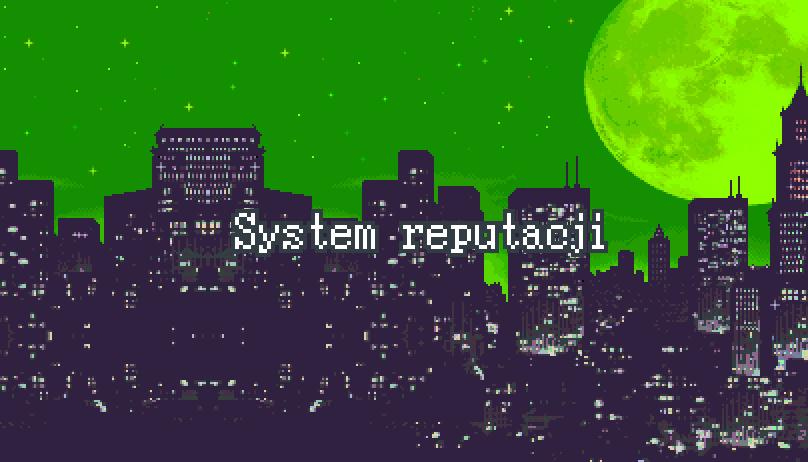 System reputacji